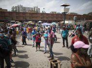 el coronavirus desnuda el colapso sanitario en venezuela