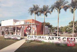 comenzaran construccion centro de artes en westchester