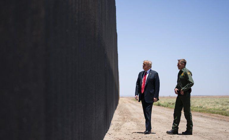Corte Suprema rechaza atender objeciones a muro fronterizo
