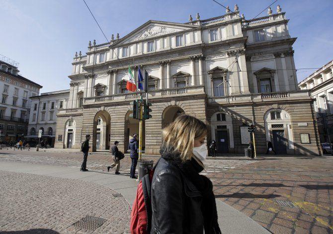 La Scala dará en julio 4 conciertos con público reducido