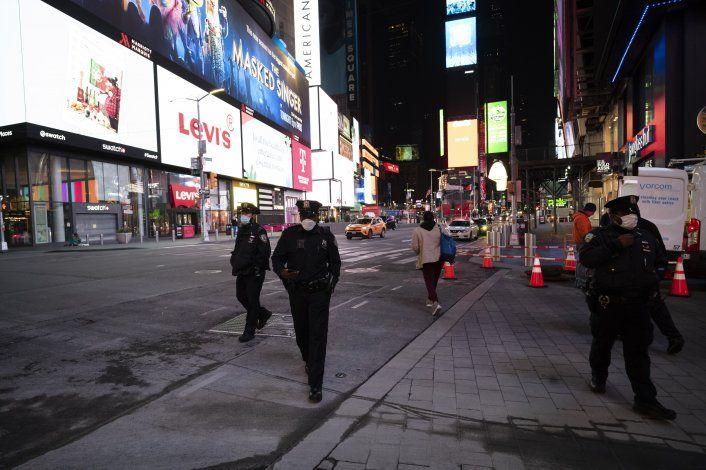 Se extiende hasta enero cierre de Broadway por coronavirus