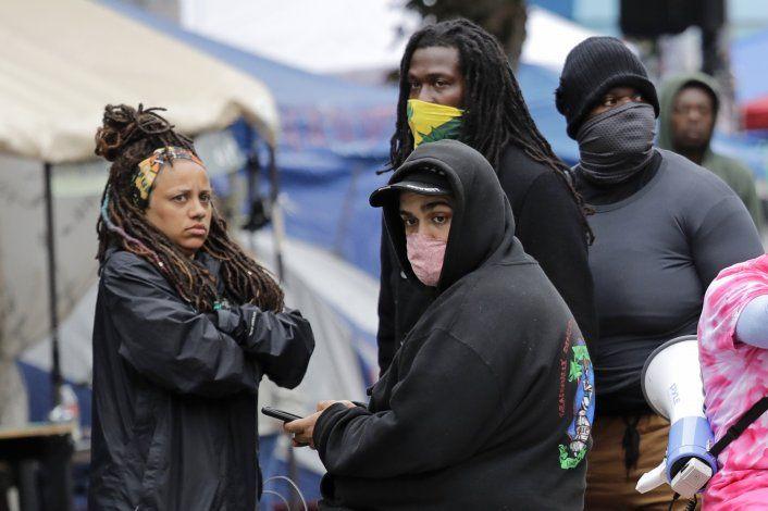 Un muerto en otro tiroteo en zona de protesta en Seattle