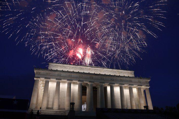 Festejo de 4 de Julio incluirá desfile aéreo en este de EEUU