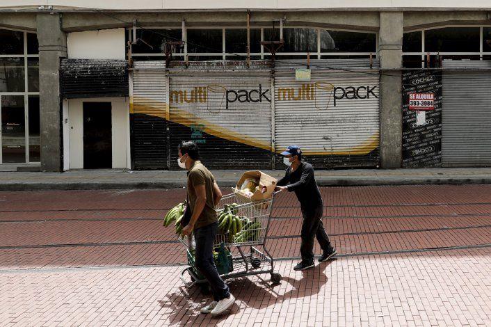 Un primer año difícil para el presidente de Panamá