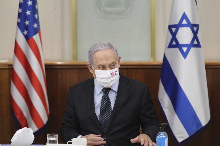 Israel: rechazan pedido de ayuda financiera de Netanyahu