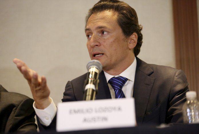 El exdirector de Pemex abandona lucha contra la extradición