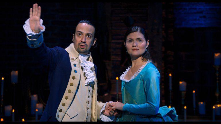 Reseña: Revolucionario Hamilton llega en tiempos complicados
