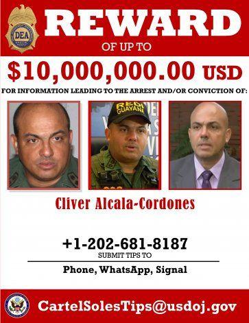 EEUU: Exgeneral venezolano dice que no puede pagar abogado