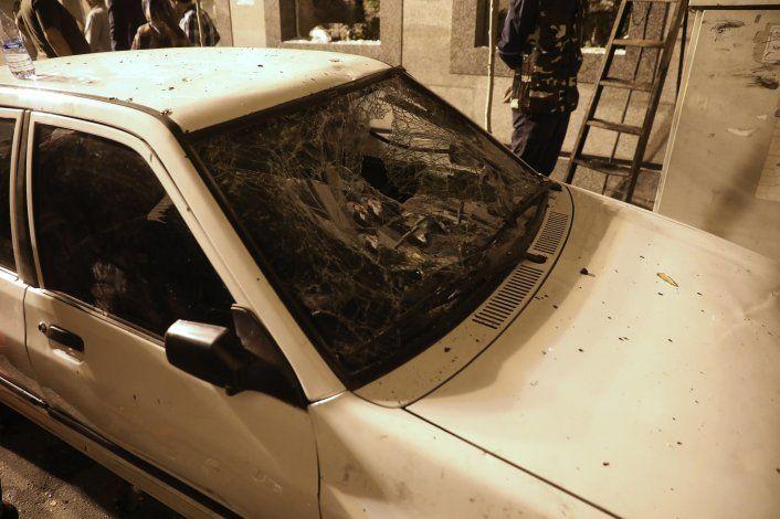 Explosión de gas en clínica de Irán deja 19 muertos