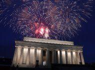 trump planea grandes fuegos artificiales para 4 de julio