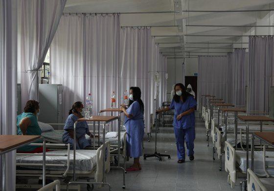 Hospitales de México no son desbordados por el coronavirus