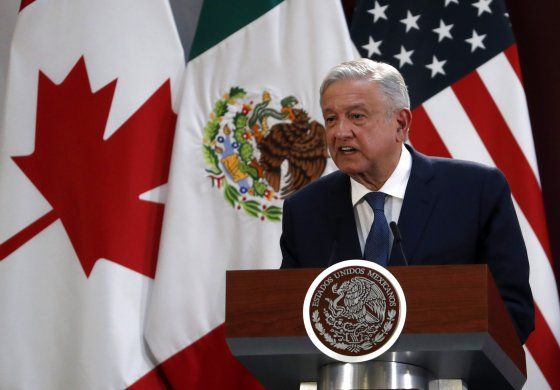 López Obrador celebra aniversario de triunfo electoral