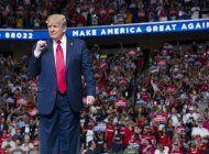 analisis: para los democratas, trump no hace su trabajo