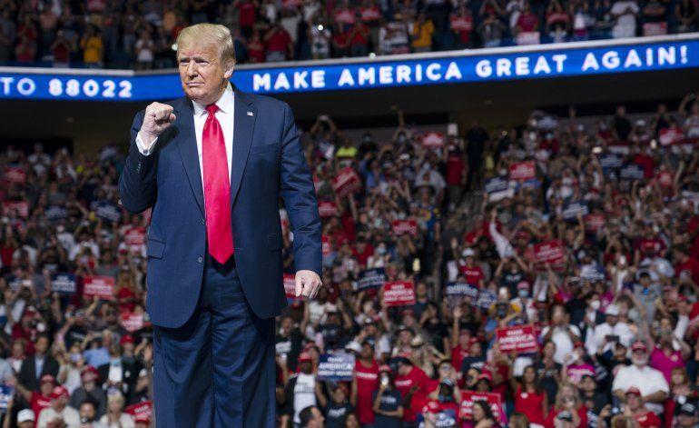 Análisis: Para los demócratas, Trump no hace su trabajo