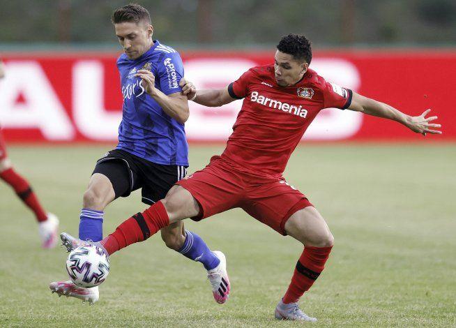 Leverkusen: Paulinho se pierde la fina de la Copa Alemania