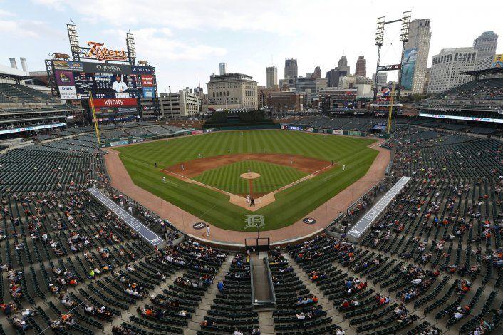 Detroit, primer club de MLB patrocinado por casa de apuestas