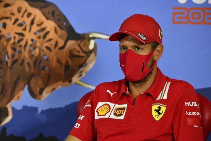 F1: Vettel se retiraría si no recibe buenas ofertas