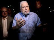 panama: prohiben al expresidente martinelli salir del pais