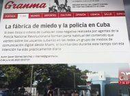 regimen reconoce casos de violencia y corrupcion en la policia cubana