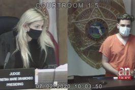 acusado un joven de la pequena habana de molestar sexualmente a su prima