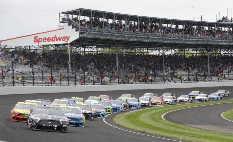 IndyCar y NASCAR, unidas para carreras esta semana