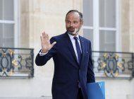 nuevo primer ministro en francia coordino la reapertura