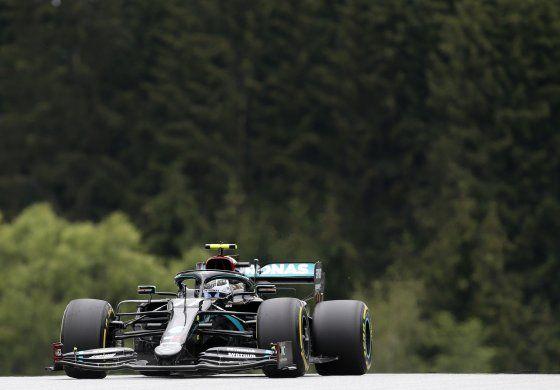 Hamilton lidera prácticas para GP de Austria
