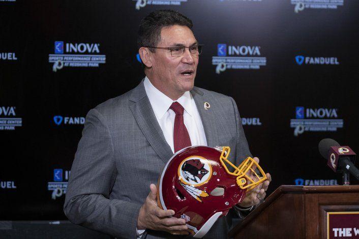 NFL: Redskins inician revisión de nombre en medio del debate