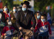 israel y palestinos afrontan nuevas restricciones por virus