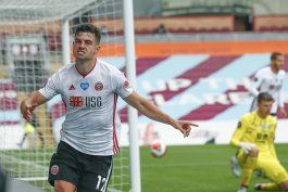 sheffield united rescata empate ante burnley en la premier