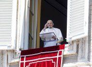 el papa elogia esfuerzos de onu para cese del fuego mundial