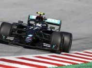 bottas gana un accidentado gp de austria, hamilton 4to