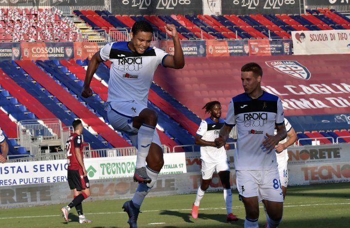 Inter tropieza y Atalanta se acerca a la 3ra plaza