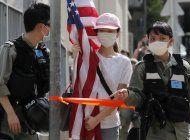 diplomatico eeuu lamenta tragedia de nueva ley hongkonesa