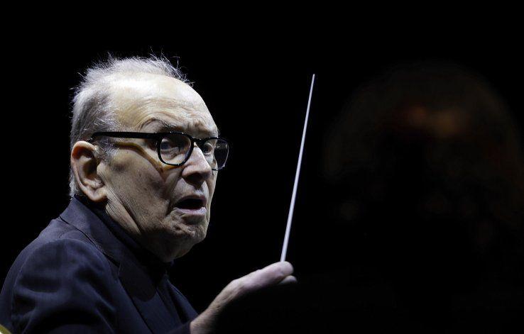 Compositor de cine Ennio Morricone muere a los 91 años