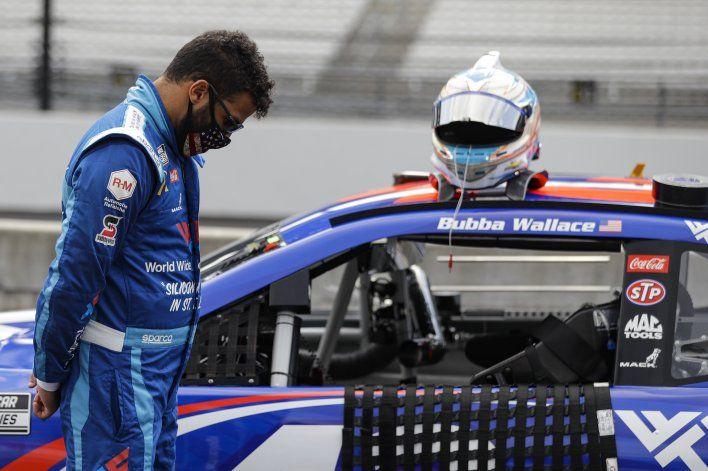 Trump arremete contra NASCAR y el piloto Bubba Wallace
