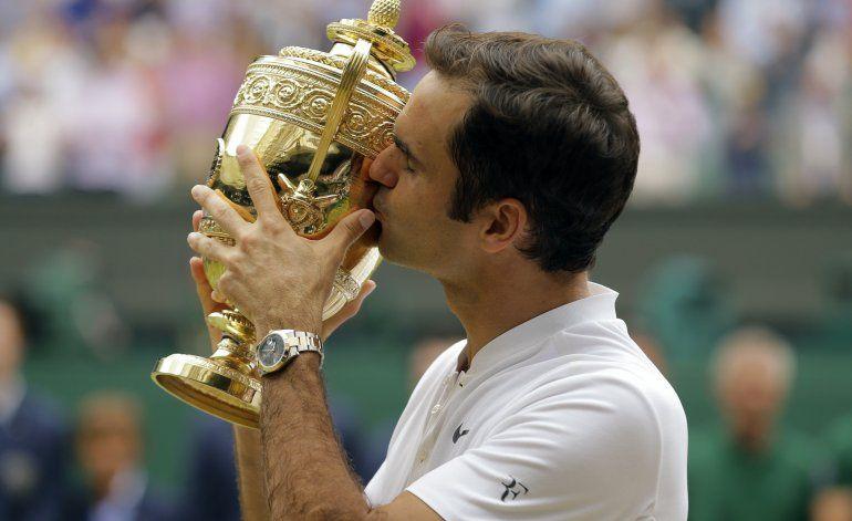 Tras cirugías, Federer apunta a los Juegos de Tokio