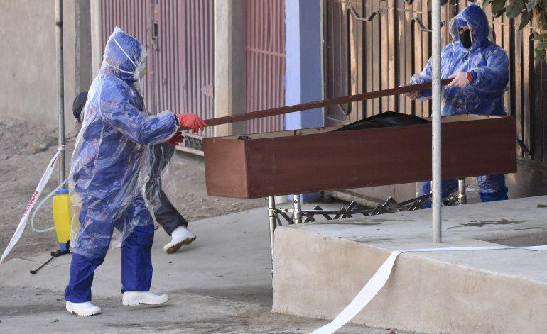 Bolivia: Suben muertes en las calles sospechosas de COVID-19