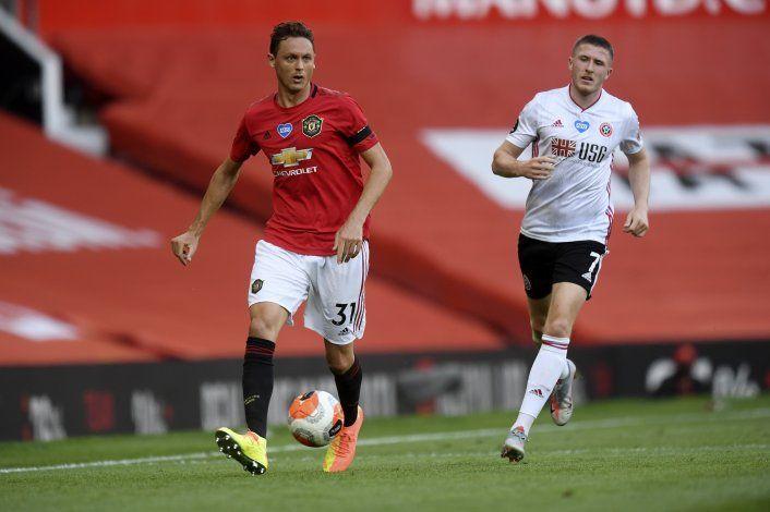 Matić amplía contrato con Man United hasta 2023