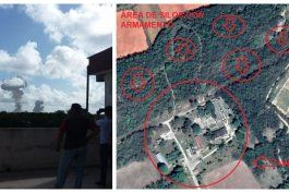 reportan dos explosiones cerca de unidad militar en la pua, holguin