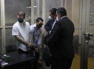 detienen a hijos de expresidente panameno en guatemala