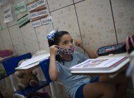mas ciudades de brasil reanudan clases presenciales