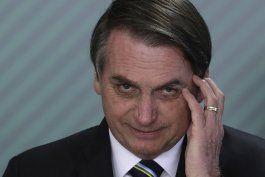 bolsonaro dice que se hara nueva prueba de coronavirus