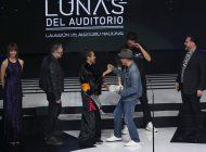 las lunas del auditorio cancelan su ceremonia por virus