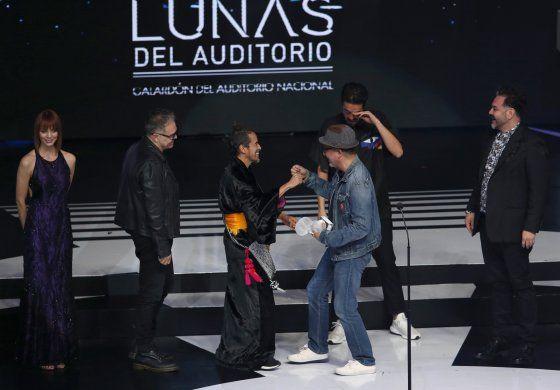 Las Lunas del Auditorio cancelan su ceremonia por virus
