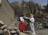 bolivia cambia ministro de economia e inicia testeos en casa