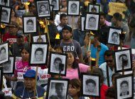 mexico: identifican restos de otro estudiante desaparecido