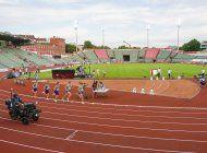 el atletismo se reinventa: una justa en 7 sedes simultaneas