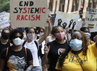 eeuu: huelga por vidas negras destacara el racismo