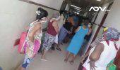 Falta de médicos provoca aglomeraciones de cubanos en hospital La Benéfica